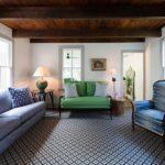 Whaler's Cottage Living Room