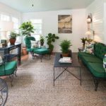 Whaler's Cottage Front Living Space