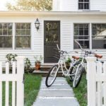 Whaler's Cottage with bikes